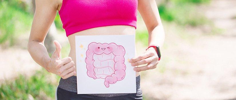 NUTRIADAPT Střevní mikrobiom ovlivňuje naše chutě