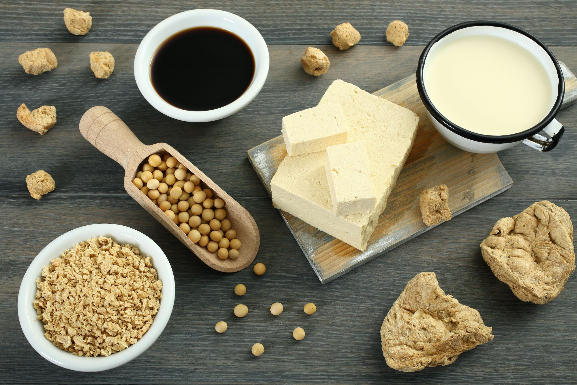 NUTRIADAPT Je sója opravdu tak zdravá, jak se říká? sója