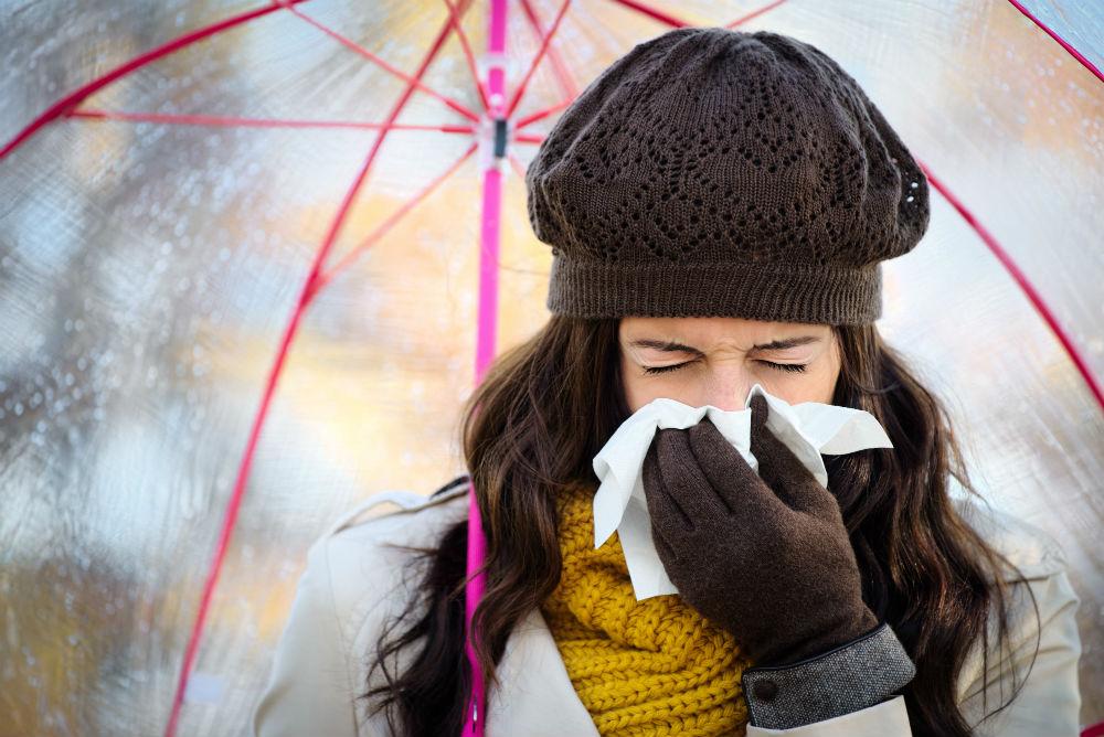 NUTRIADAPT Za oslabenou imunitu mohou kratší dny i nedostatek čerstvého vzduchu NACHLAZENÍ