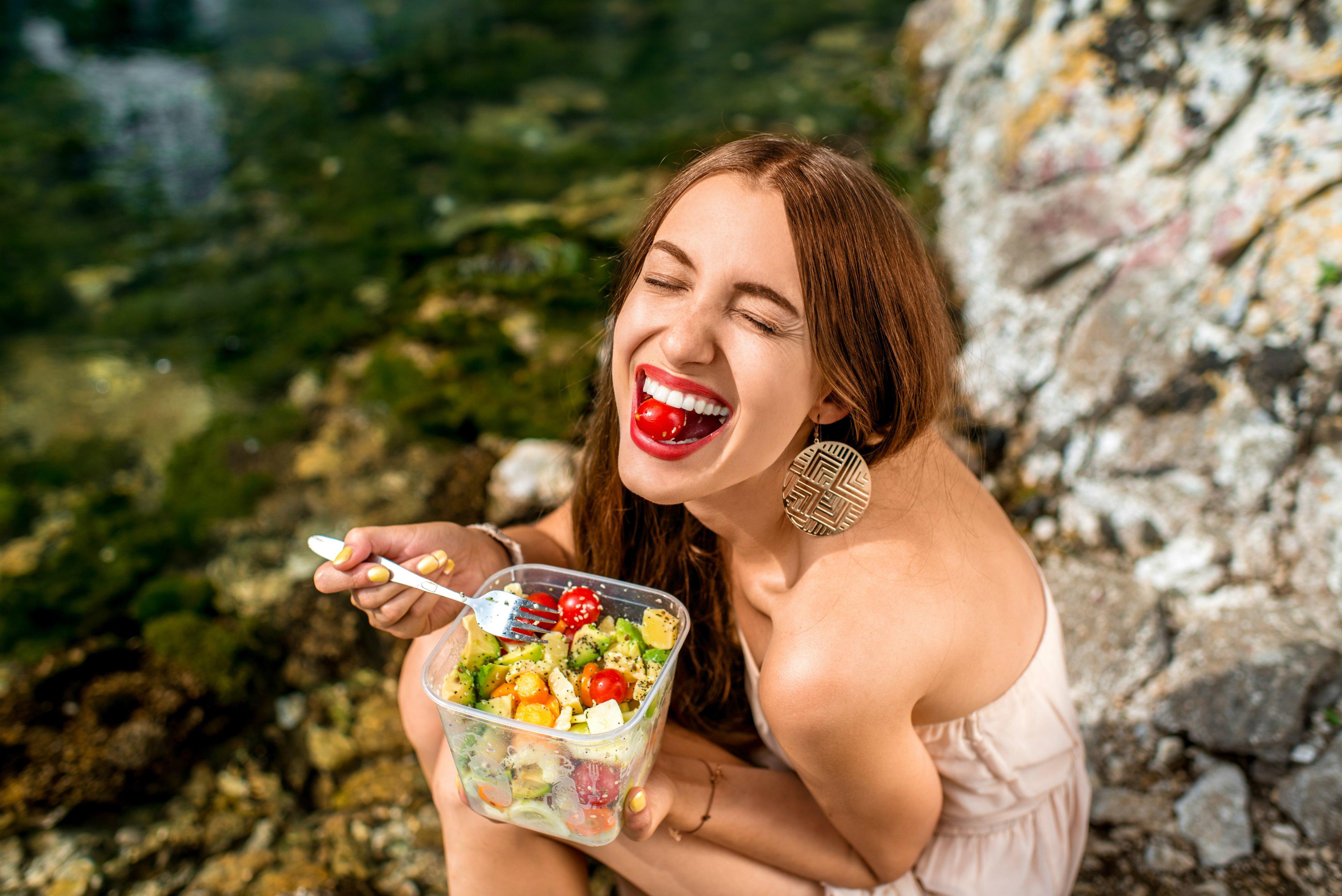 Svět zdraví: Prázdniny a dovolené jsou na spadnutí. Jíst zdravě se vám vyplatí i v létě