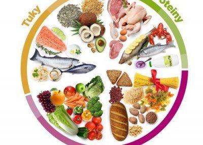 NUTRIASDAPT Co je to vlastně zdravá strava POTRAVINY