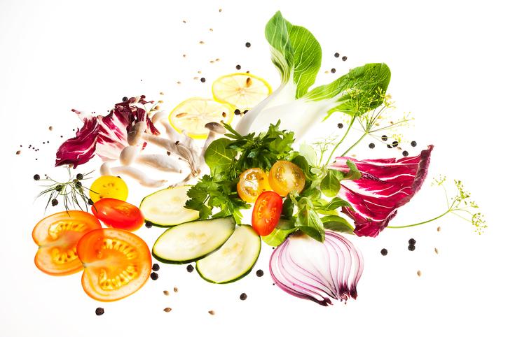 NUTRIADAPT Salátem ke zdraví ZELENINA