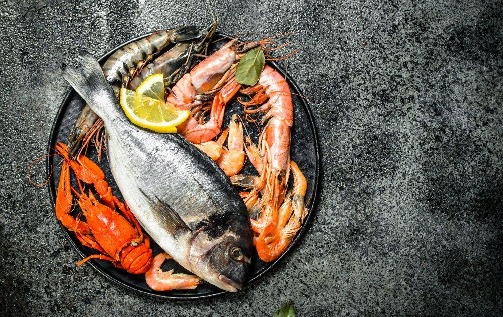 NUTRIADAPT Ryby a mořské plody: Do zdravé stravy prostě patří. Důvodů je hned několik
