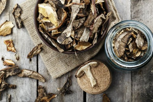 NUTRIADAPT Džemy, zavařeniny, sušení, houby
